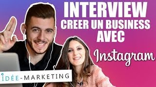 Créer un BUSINESS sur Instagram : Interview de Jean-Luc d'idée Marketing