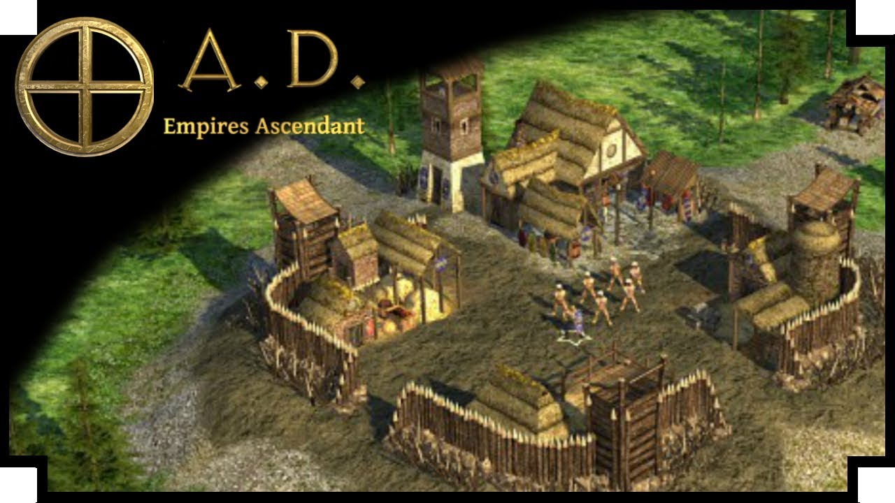 0 A D Historical Real Time Strategy Game Youtube