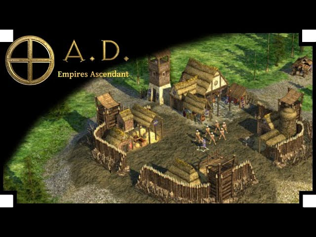 0 A.D. - (Historical Real Time Strategy Game)