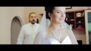 Невеста поёт жениху на свадьбе. Обзорный клип Максима и Валерии
