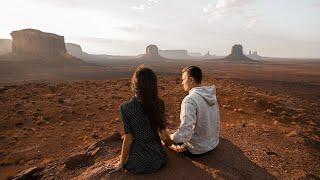 Как выглядит идеальный отдых 🙌🏻Наша поездка в резервацию индейцев племени Навахо🤭