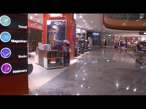 Bengaluru International Airport - India - BLR - Shopping Area Inside