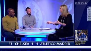 Match Night Live Phone In Vs Atletico Madrid