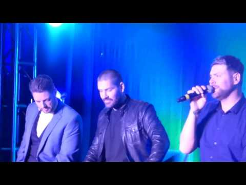 Boyzlife - Keith Duffy, Brian McFadden with Special guest Shane Lynch