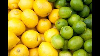 Do You Know The Difference Between Lemon And Lime