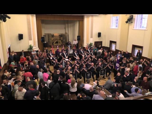 Greengairs Thistle - Bridgeton Loyalists Culture Day