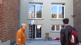 La mosquée Badr en travaux à Bruxelles est soutenu par les non-musulmans