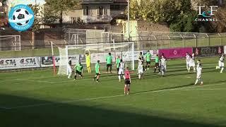 Serie D - Trestina-Viareggio 1-0