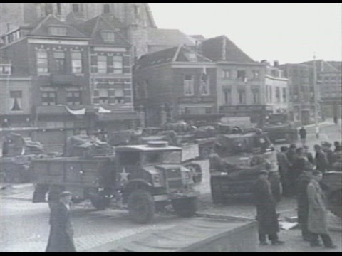 """Not in Vain""  The story of the liberation of Bergen op Zoom. Documentary English spoken"