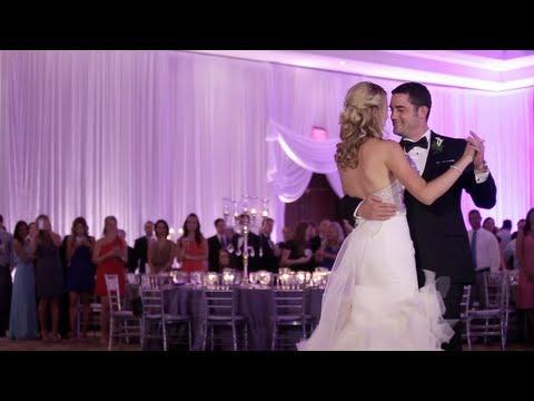 Romantic Groom Speech at Wedding - The Omni Hotel Houston |