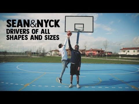 Sean & Nyck - Drivers of all shapes and sizes