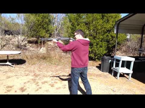 strelba z brokovnice