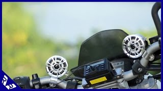 Motorcycle MP3 Player Review | GearBest Collaboration | RWR