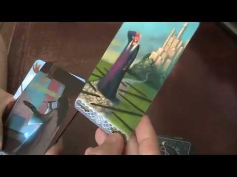Triple Goddess Tarot Full Flip Through by Grün Eule