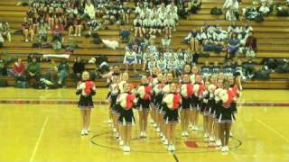 235 Livonia Pom Pon Churchill  Mid American Pom Pon 2009 You Watch You Vote