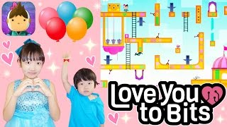 ★ガールフレンドを救え!「Love You To Bits!」第1回目★SF Adventure games★ thumbnail