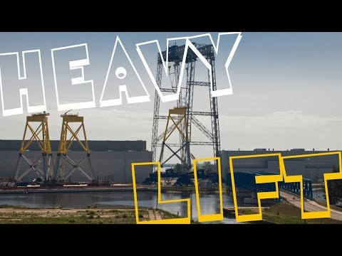 623 Tons Heavy Lift Gantry Crane ST³ Offshore Wind Power Pla