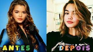 Lab Rats:Elite Force Antes e Depois || Lab Rats:Elite Force Before and After