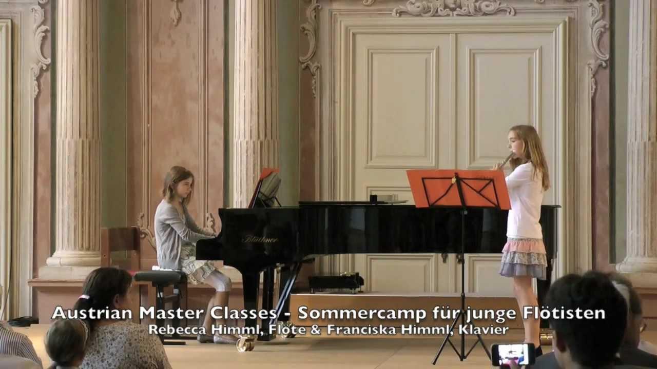 J.S.Bach Sonate Für Flöte Und Klavier G-moll, Adagio