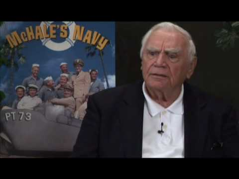 Ernest Borgnine Remembers  McHale's Navy