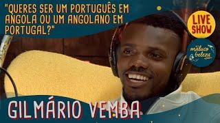 Gilmário Vemba - Humorista - Maluco Beleza LIVESHOW