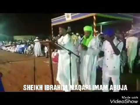 Download SHEIKH IBRAHIM MAQARI IMAM ABUJA