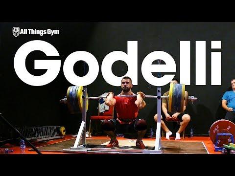 Daniel Godelli Quick Sunday Morning Training Session in Albania