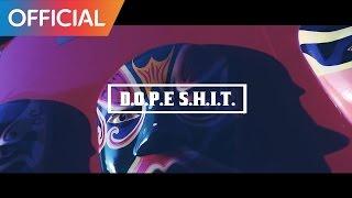 Stylo-Bille - Dope Shit (Feat. Chillin Ovatime' Da Soul) MV