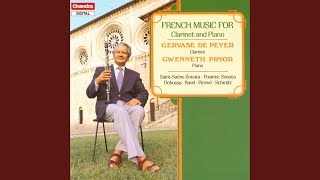 Clarinet Sonata in E-Flat Major, Op. 167: IV. Molto allegro