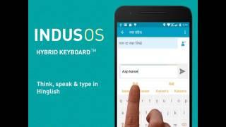 Hybrid Keyboard™ on Indus OS