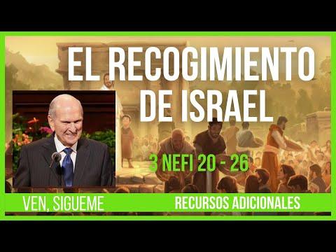 El RECOGIMIENTO Del ISRAEL DISPERSO Elder Russell M.  Nelson