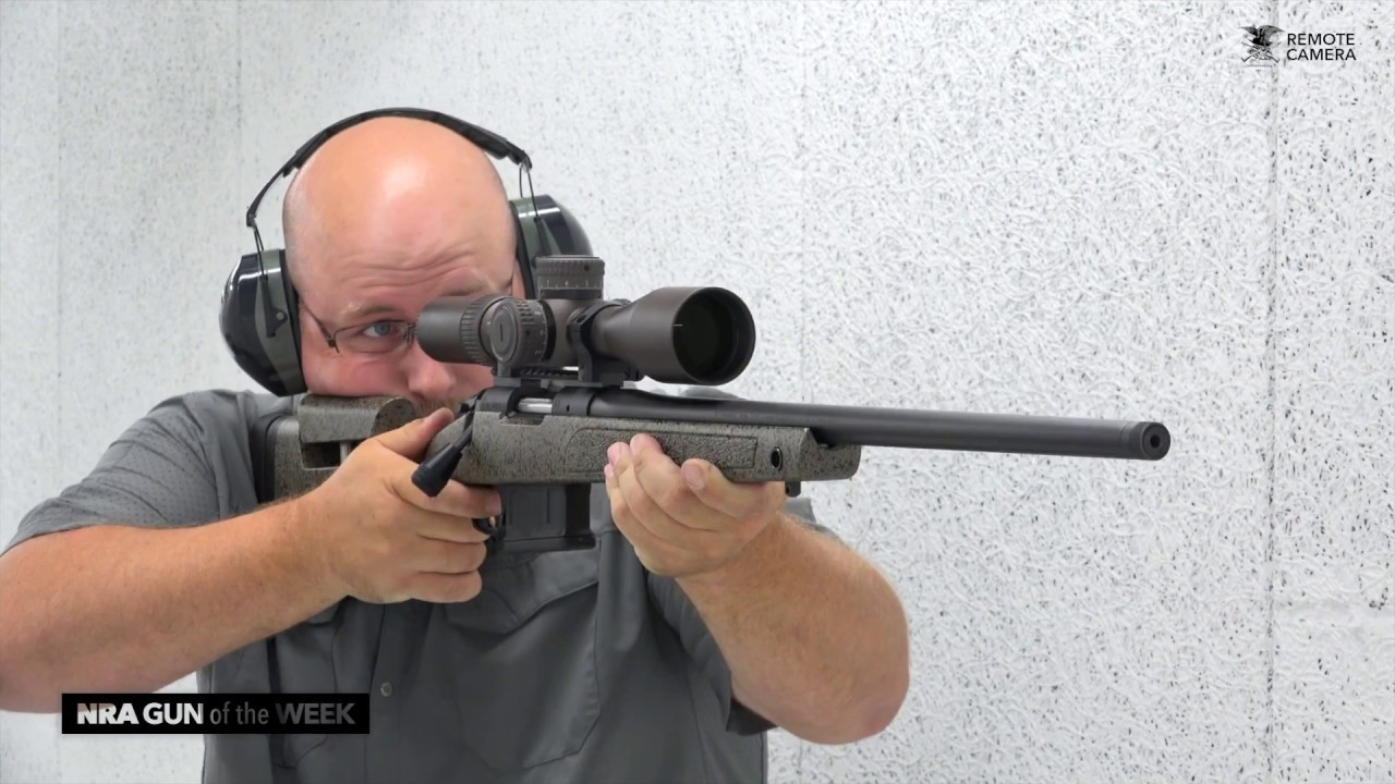NRA Gun of the Week: Bergara B-14 HMR