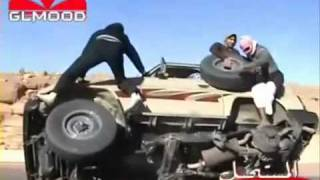 crazy driver 2 wheel in saudi arabia
