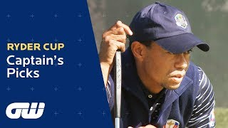 Should TIGER WOODS Have Been Picked for the 2018 Ryder Cup? | Golfing World
