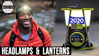 10 Best Camping LED Lanterns and Headlamps to Light the Outdoors in 2020