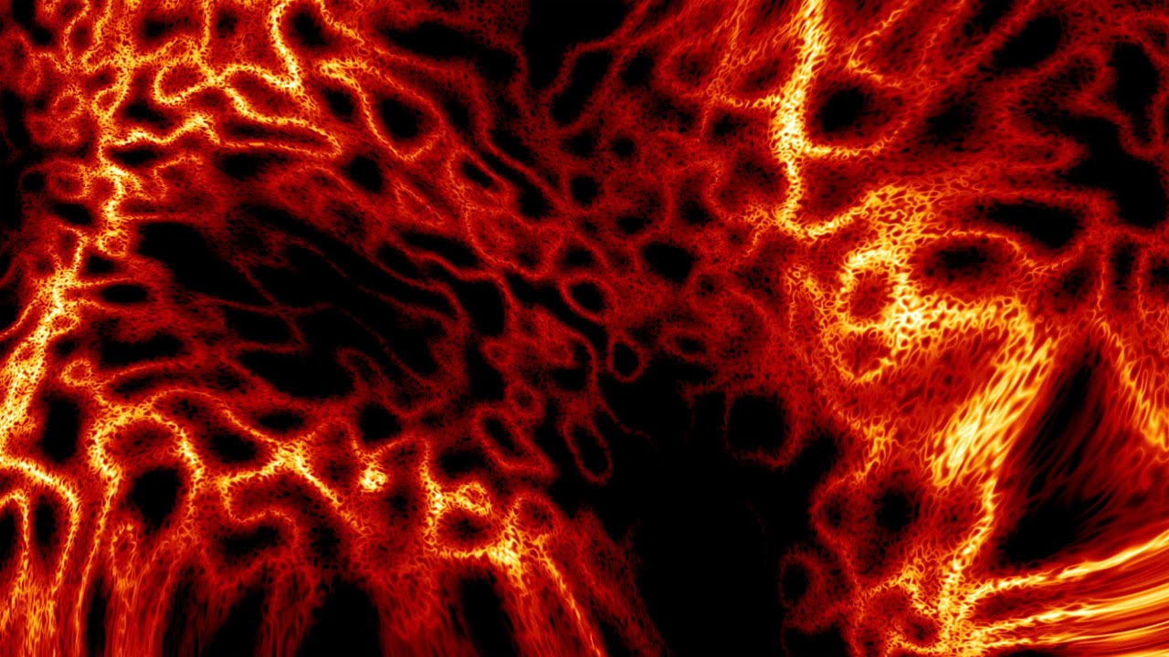 fire lava inspired abstract background loop youtube