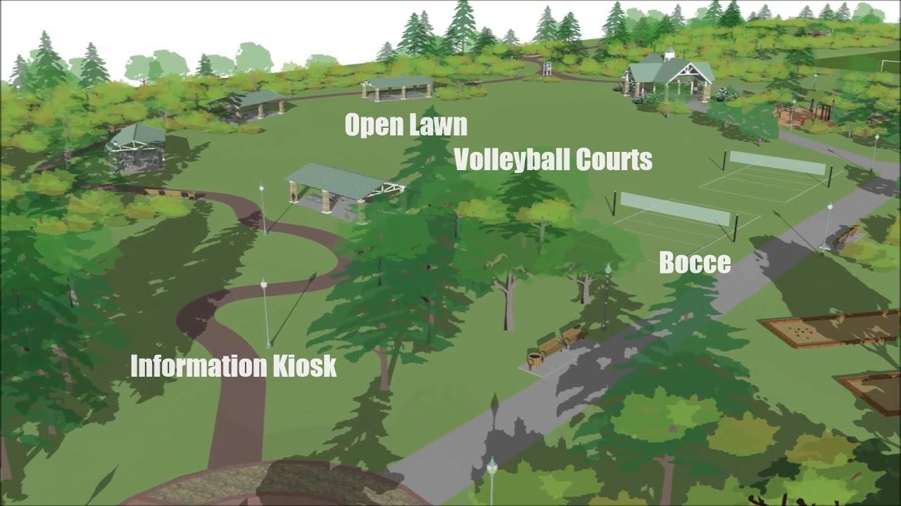 Central Islip Community Park Master Plan – BBS Arch