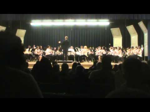 The Firebird Berceuse And Finale: Performed by WCASD 6-8th grade Honors Band.