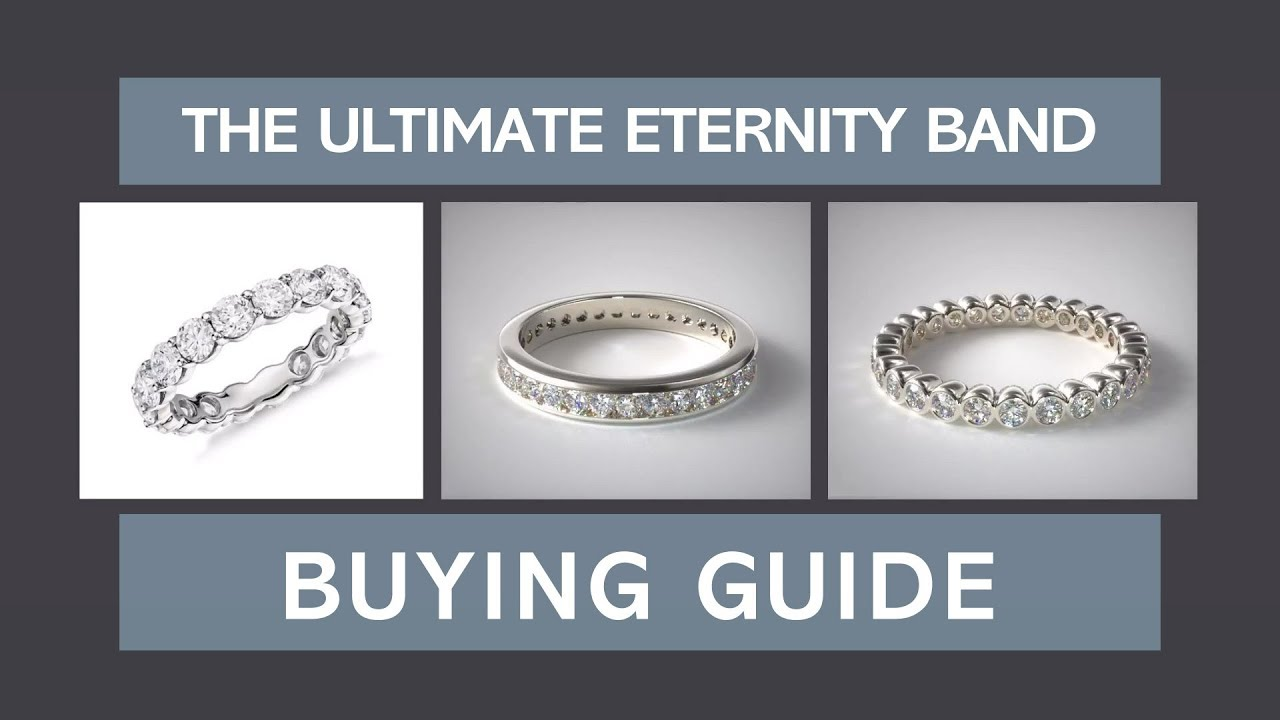 Expert Guide To Buying An Eternity Ring The Diamond Pro