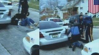 Полицейская собака загрызла мужчину до смерти: видео!