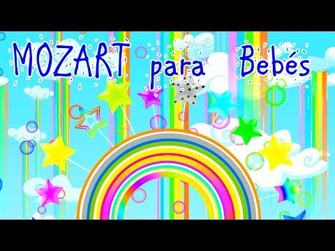 Mozart para Bebes Estimulacion Inteligencia #185 Cancion de Cuna Mozart, Música para Dormir Bebés