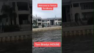 Luxury Tom Brady House #shorts