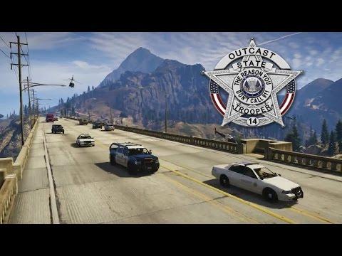 Outcast County Patrol! (FiveM l PC)