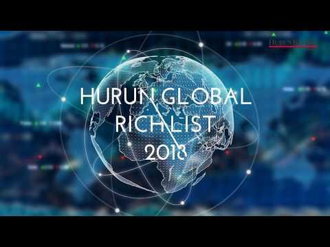The Hurun Global Rich List 2018