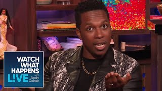 Leslie Odom Jr. Dishes on the 'Hamilton' Movie | WWHL
