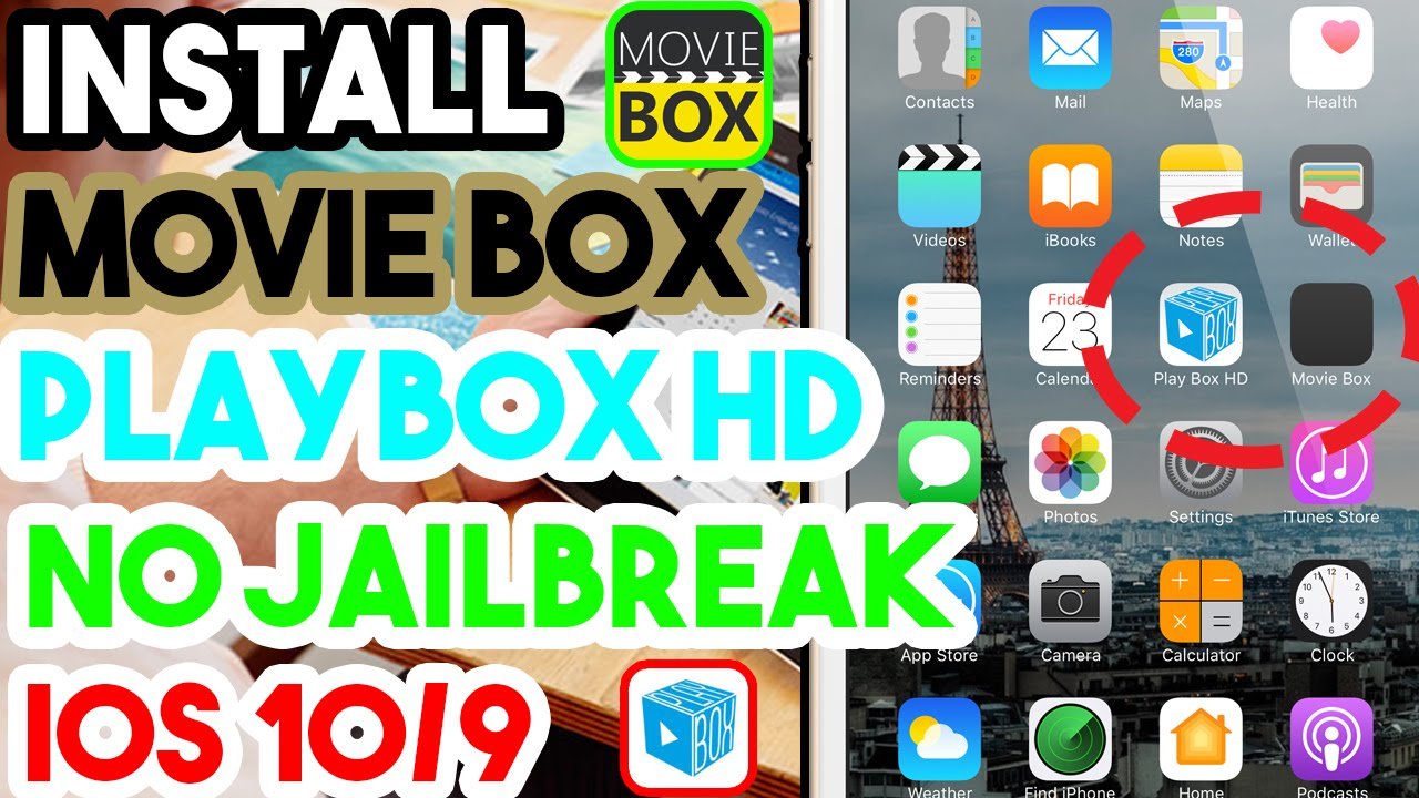how to install moviebox on iphone new how to install moviebox amp playbox hd no 18884
