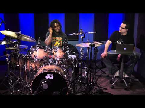Thomas Pridgen - Applying Rudiments To The Drum-Set (FULL DR