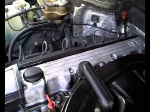 M103 Engine  w124 300E  YouTube