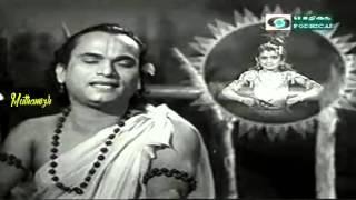 Krishna Mukudha|Haridas|M. K. Thyagaraja Bhagavathar T. R. Rajakumari|Old HD Song.
