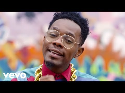 Patoranking - No Kissing Baby ft. Sarkodie (Official Video)